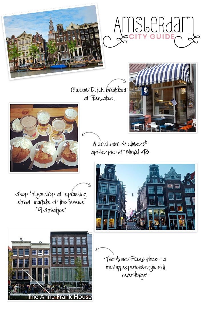 Girl's Guide to Amsterdam
