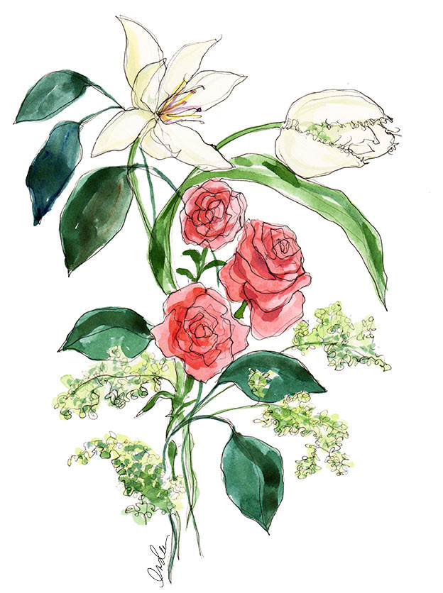 INSLEE HAYNES_WATERCOLOR_FLORAL