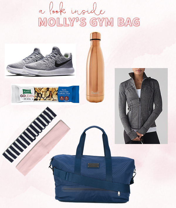 MOLLYS GYM BAG