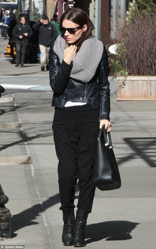 Rooney Mara_Off Duty