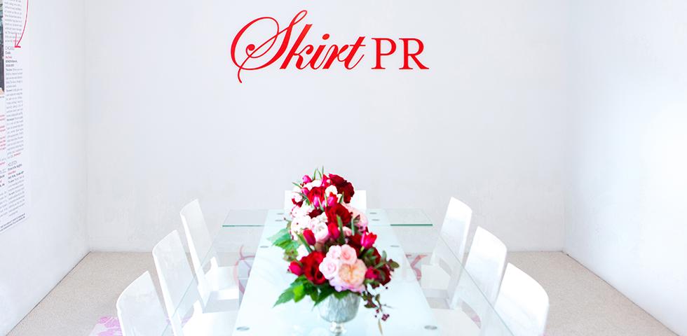 SKIRT PR OFFICE